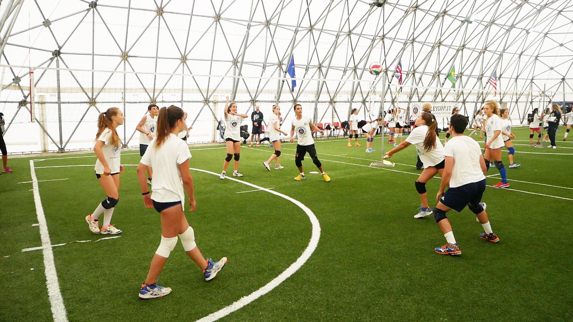 Volley Camp