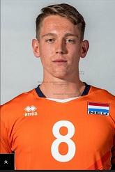 Leon Luini Nazionale Olanda